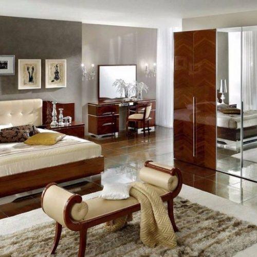 Популярные спальни