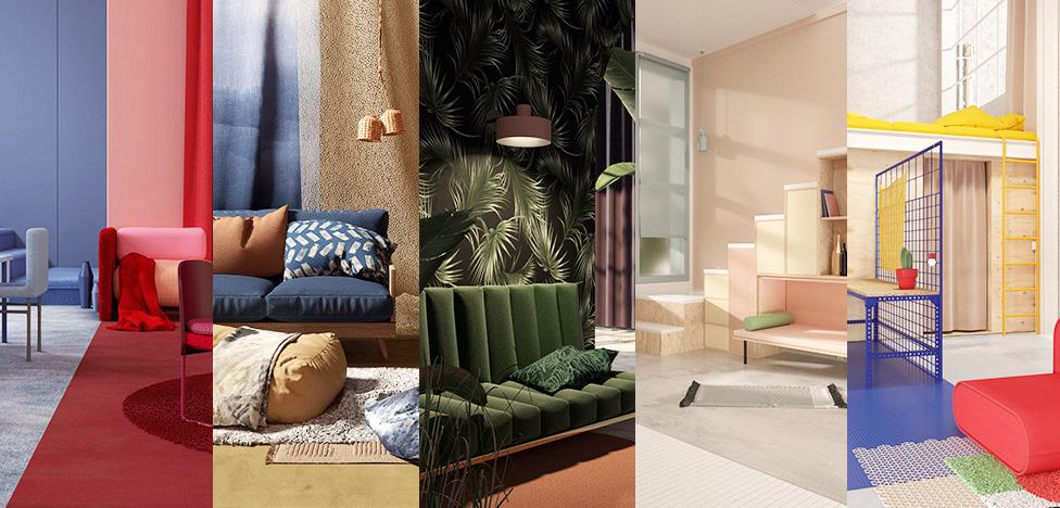 Модные тенденции в мебели 2019 года: новинки